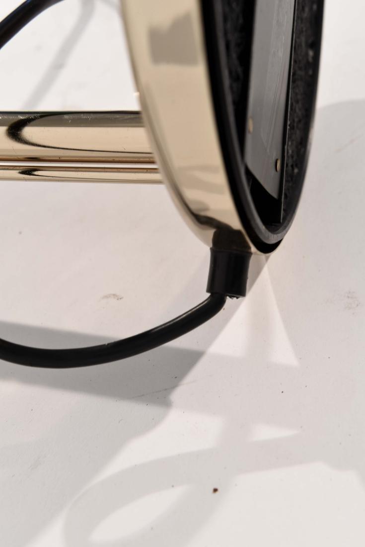 1970'S BRASS ADJUSTABLE FLOOR LAMP - 10