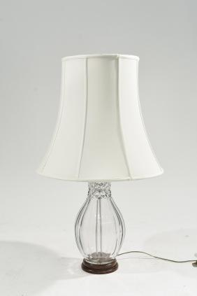 BACCARAT TABLE LAMP