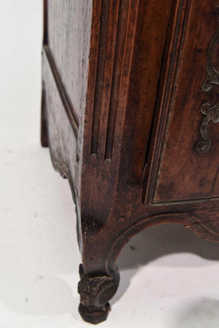 FRENCH COUNTRY INLAID CABINET - 10