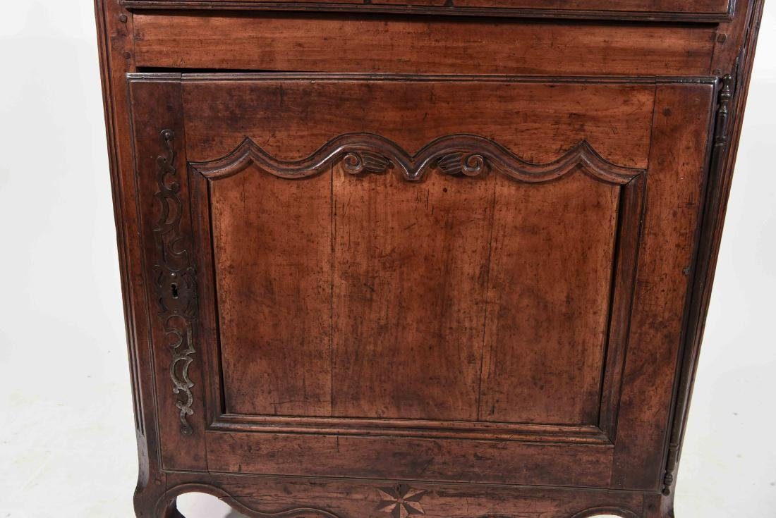 FRENCH COUNTRY INLAID CABINET - 4