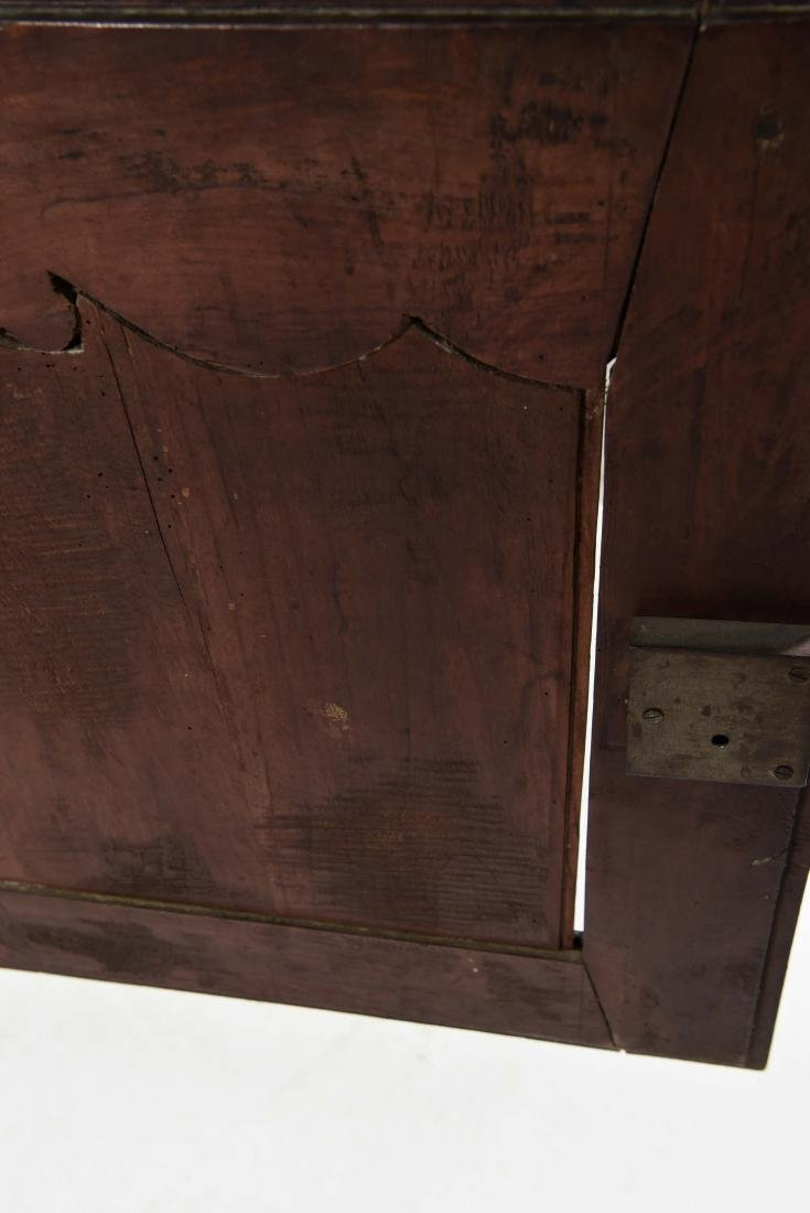 FRENCH COUNTRY INLAID CABINET - 7