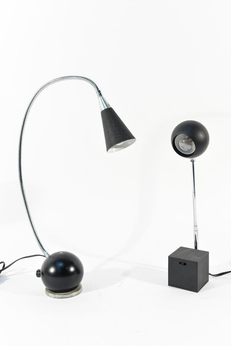 (2) VINTAGE TABLE LAMPS