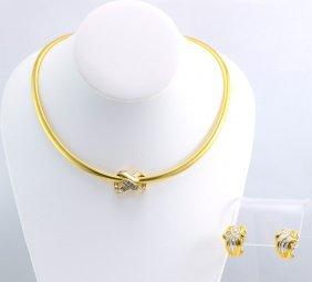 14K YG & Diamond Jewelry.