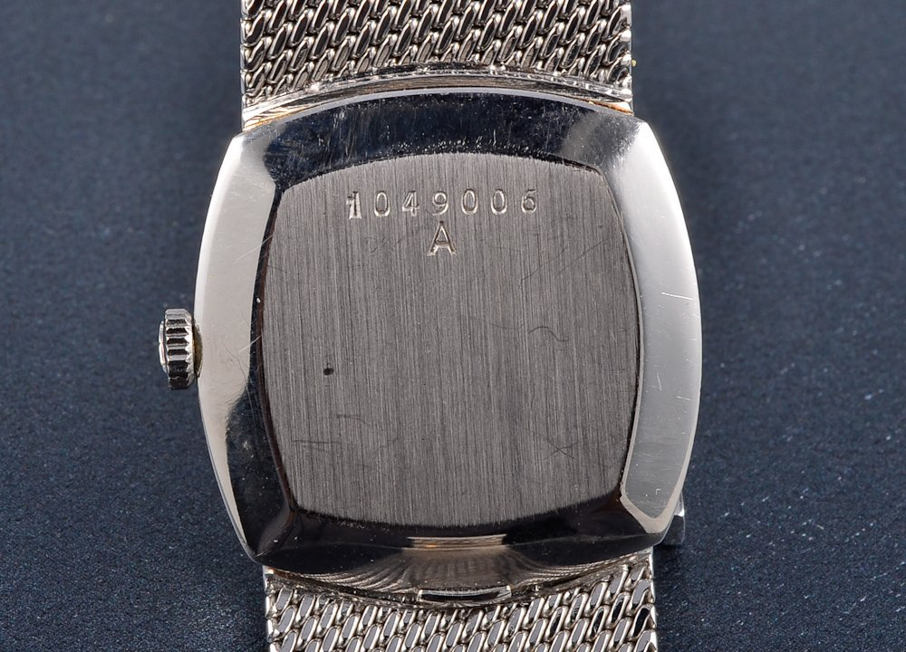 137: Jaeger-LeCoultre white gold lady's wrist watch - 2