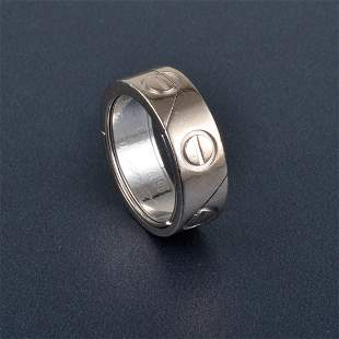 Cartier 18k Love Ring