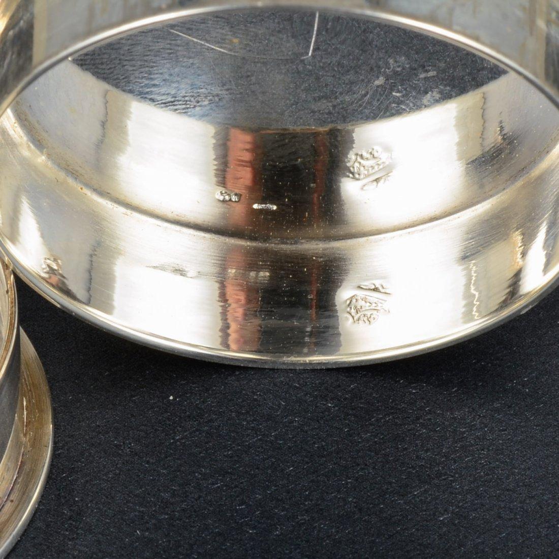 Hermes Silver Pillbox - 5