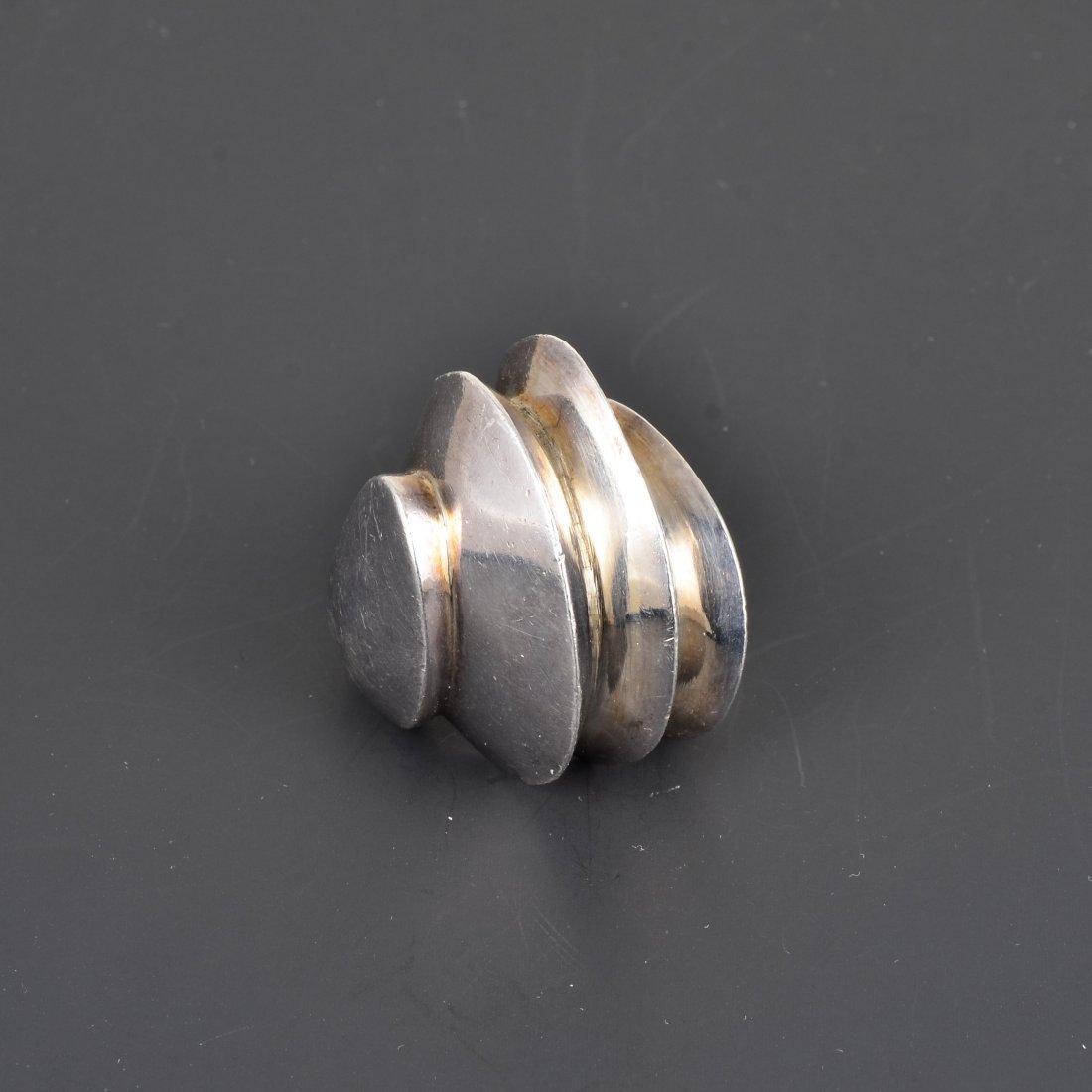 Mikal-Jon Bayanihan Sterling Silver Ring