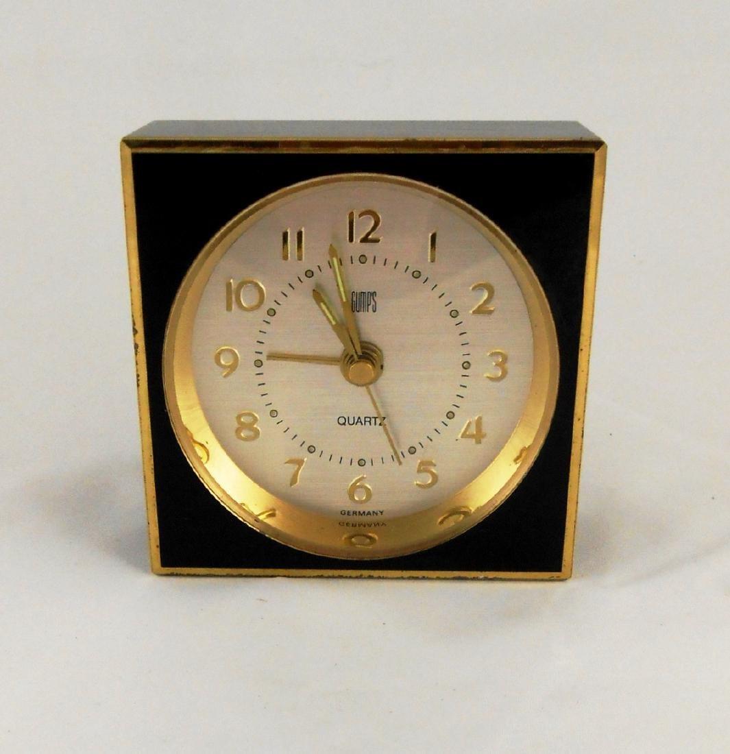 Gumps Bedside Clock