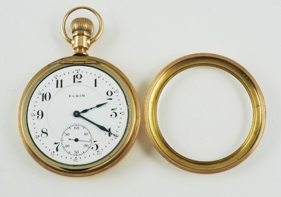 Elgin Pocket Watch, Circa 1900 - 3
