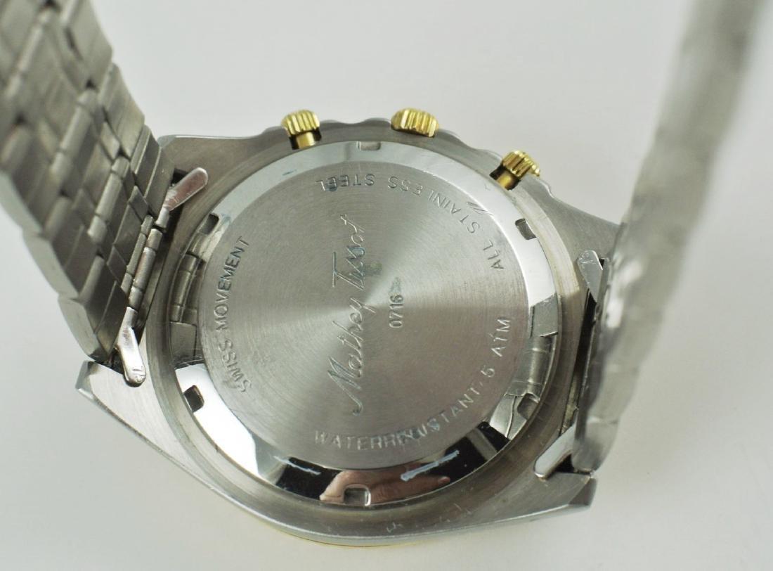 Mathey-Tissot Two-Tone Dive Watch - 4