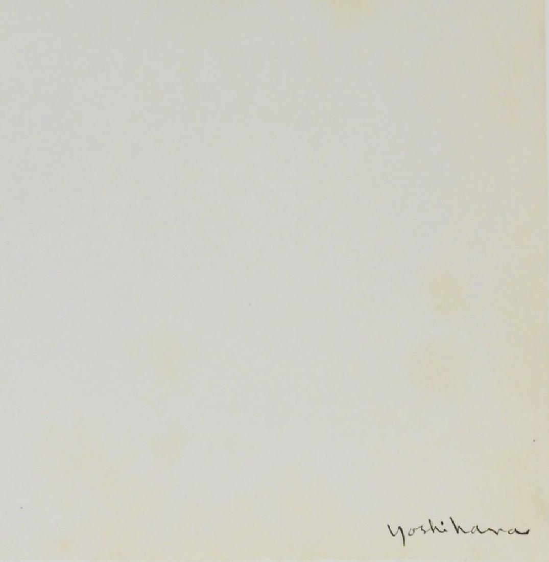 Jiro Yoshihara (1905-1972) Ink Drawing - 2