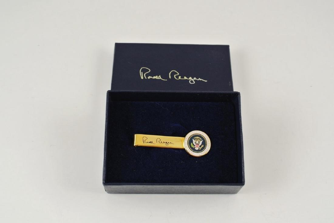 Ronald Reagan Tie Bar