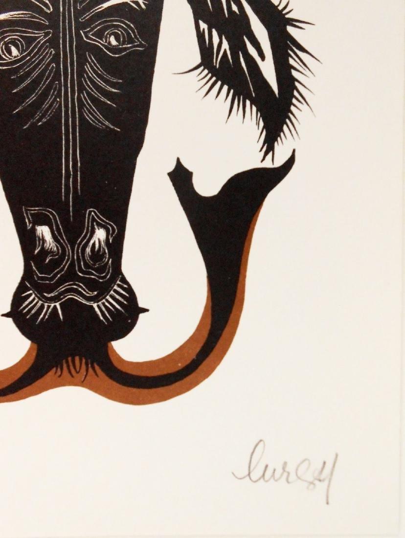 Jean Lurcat (1892-1966) Color Lithograph - 2