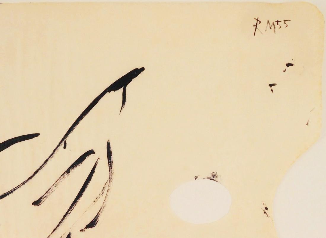 Robert Motherwell (1915-1991) Bird Study - 2