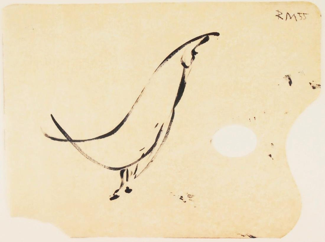 Robert Motherwell (1915-1991) Bird Study