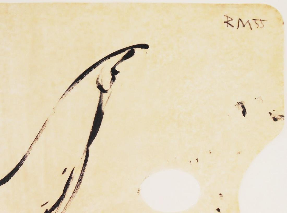 Robert Motherwell (1915-1991) Bird Study - 2