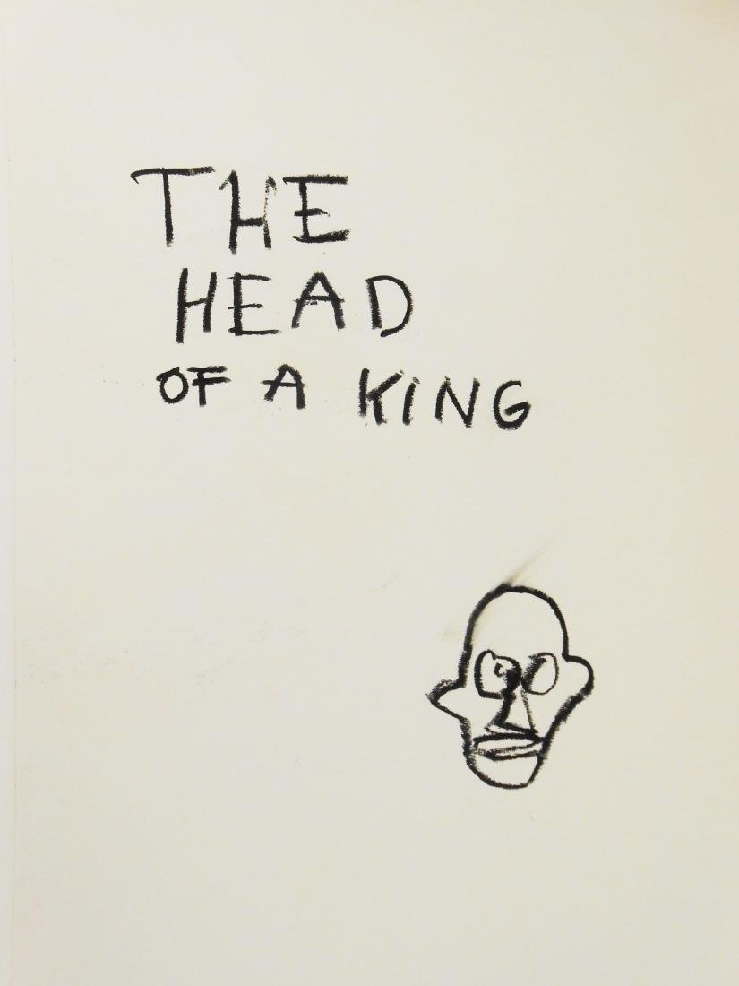 Jean-Michel Basquiat (1960-1988) Drawing - 2