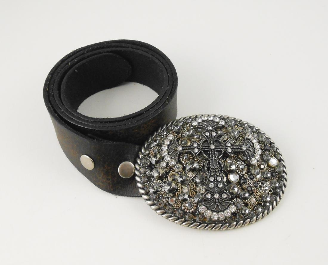 Vintage Wear Cali Belt & Buckle