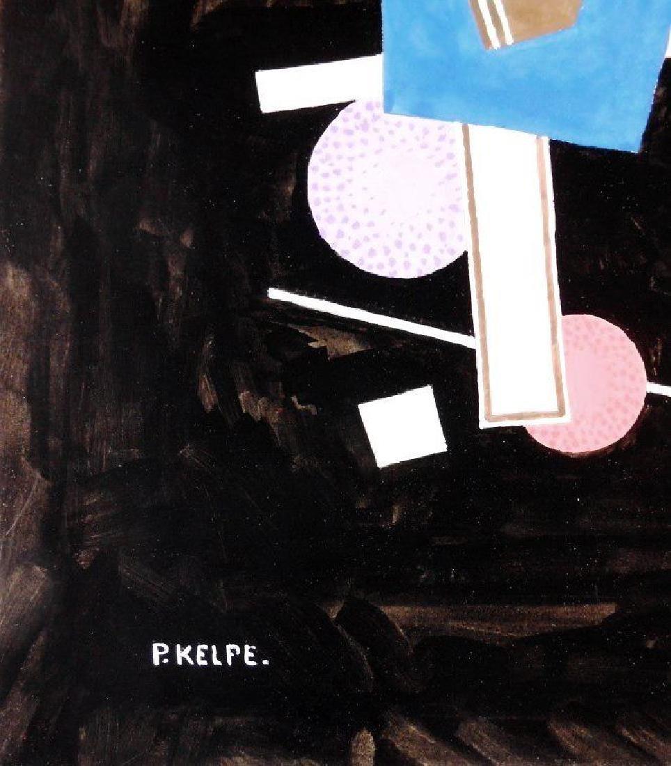 Paul Kelpe (1902-1985) Watercolor & Gouache - 2