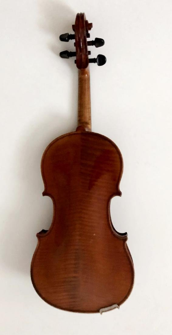 Henri Farny Violin With Glasser Bow - 2