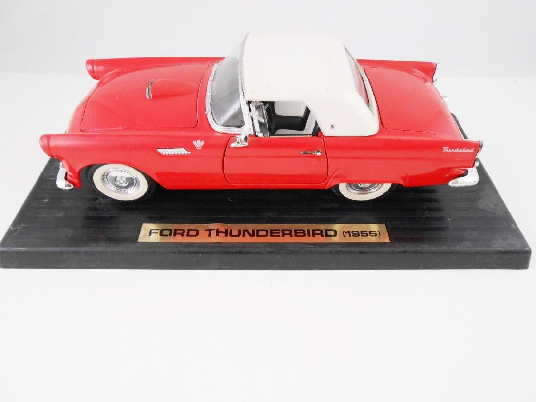 1955 Ford Thunderbird Model