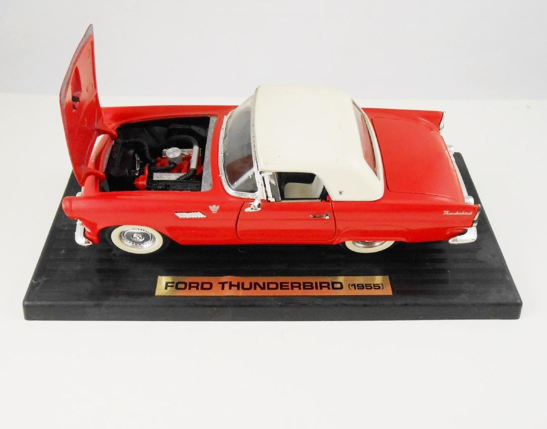1955 Ford Thunderbird Model - 2