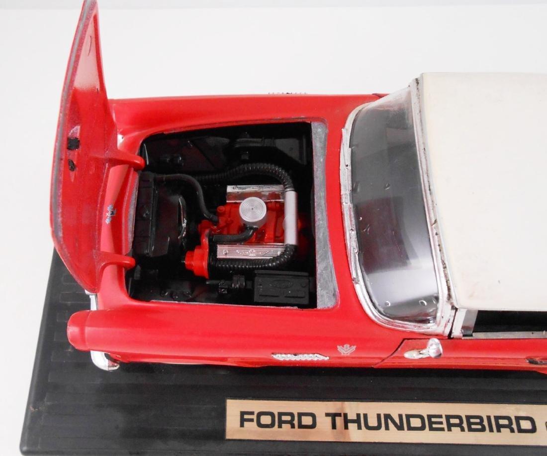 1955 Ford Thunderbird Model - 3