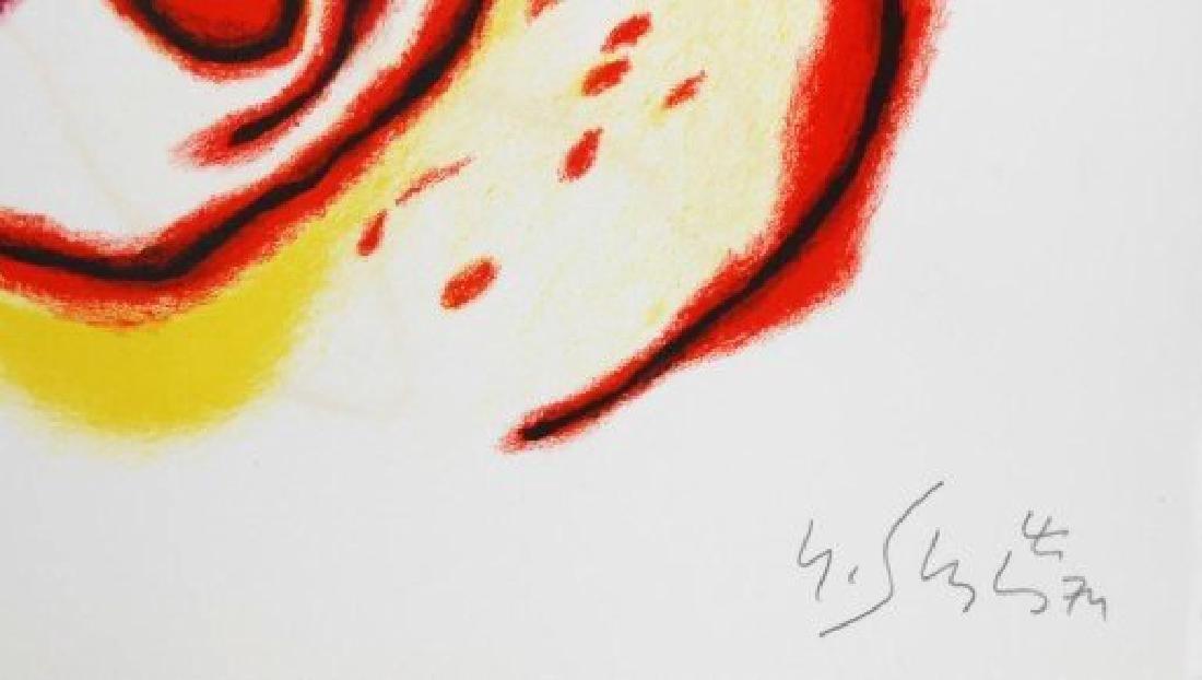 Gustav Singier (1909-1984) Signed Lithograph - 2