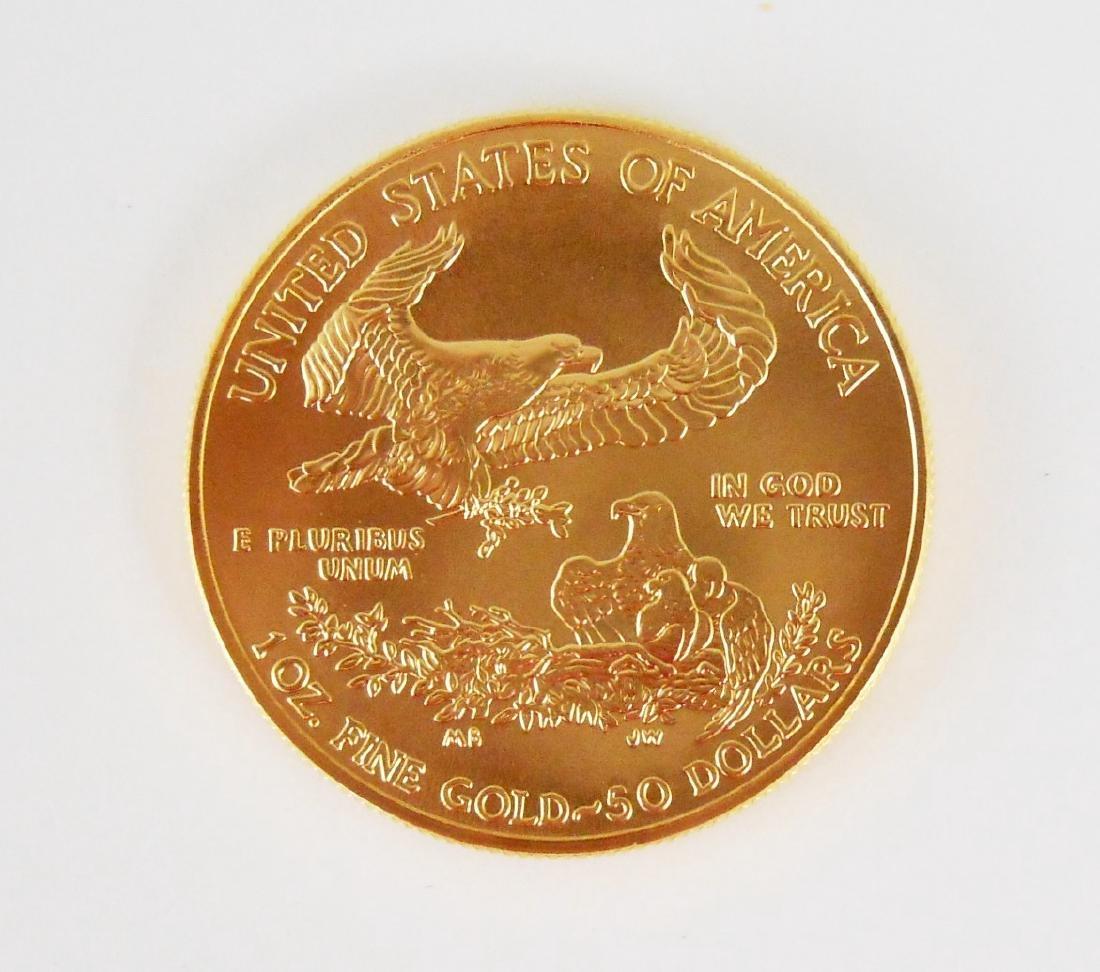 2013 1 Oz. Gold Eagle - 2