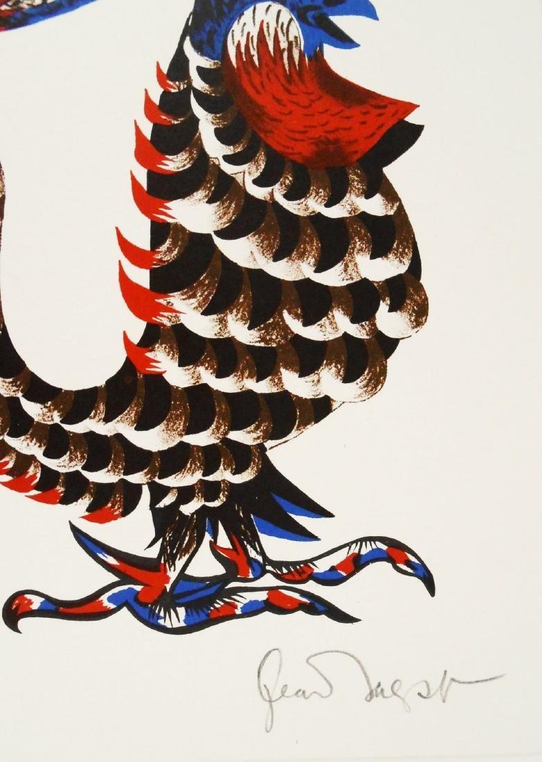 Jean Lurcat (1892-1966) Signed Color Lithograph - 2