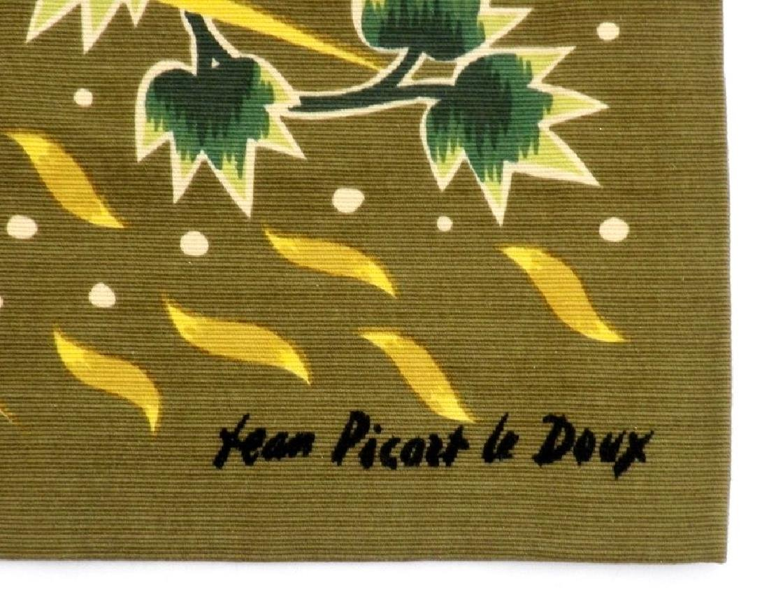 Jean Picart Le Doux (1902-1982) Wool Tapestry - 2