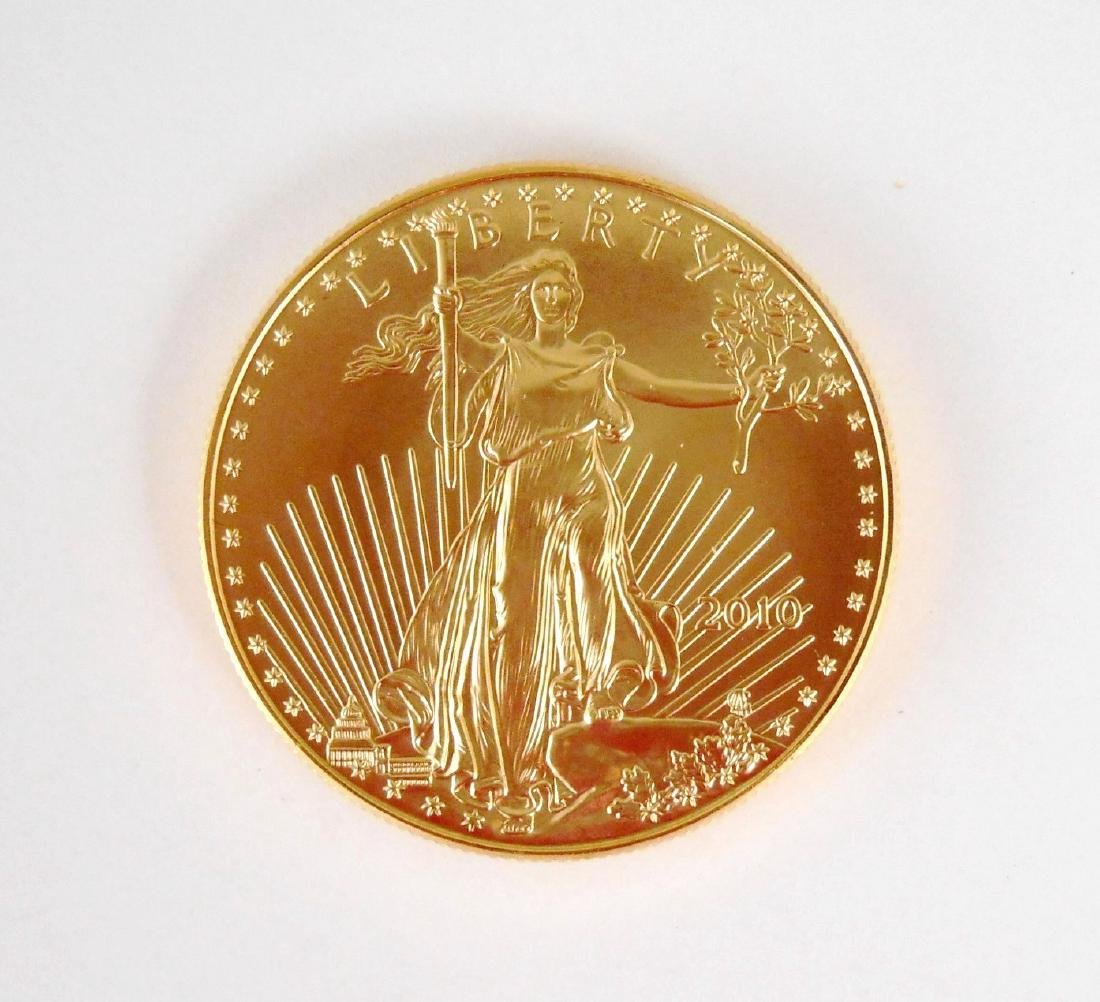 2010 1 Oz. American Gold Eagle