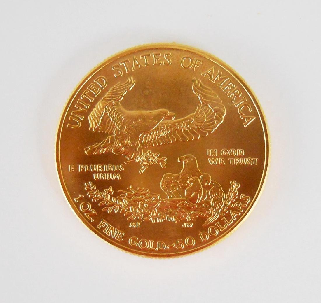 2010 1 Oz. American Gold Eagle - 2