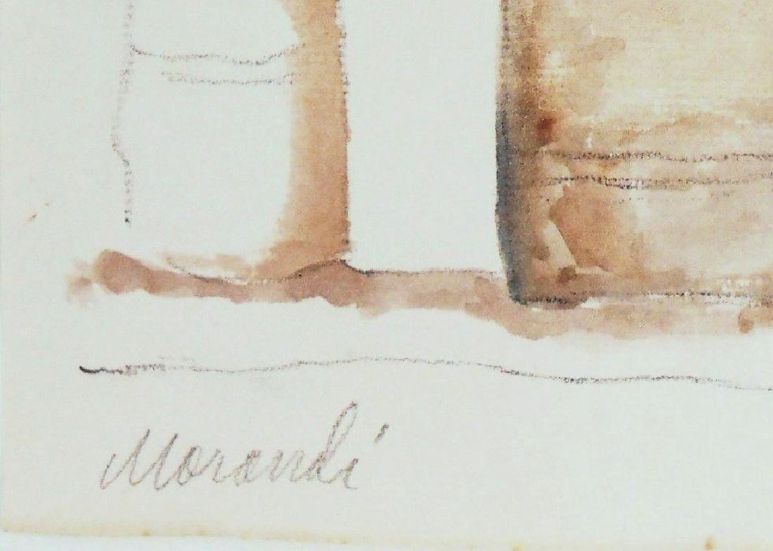 Giorgio Morandi (1890-1964) Watercolor - 2