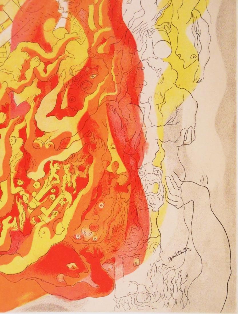 Abraham Rattner (1893-1978) Color Lithograph - 2