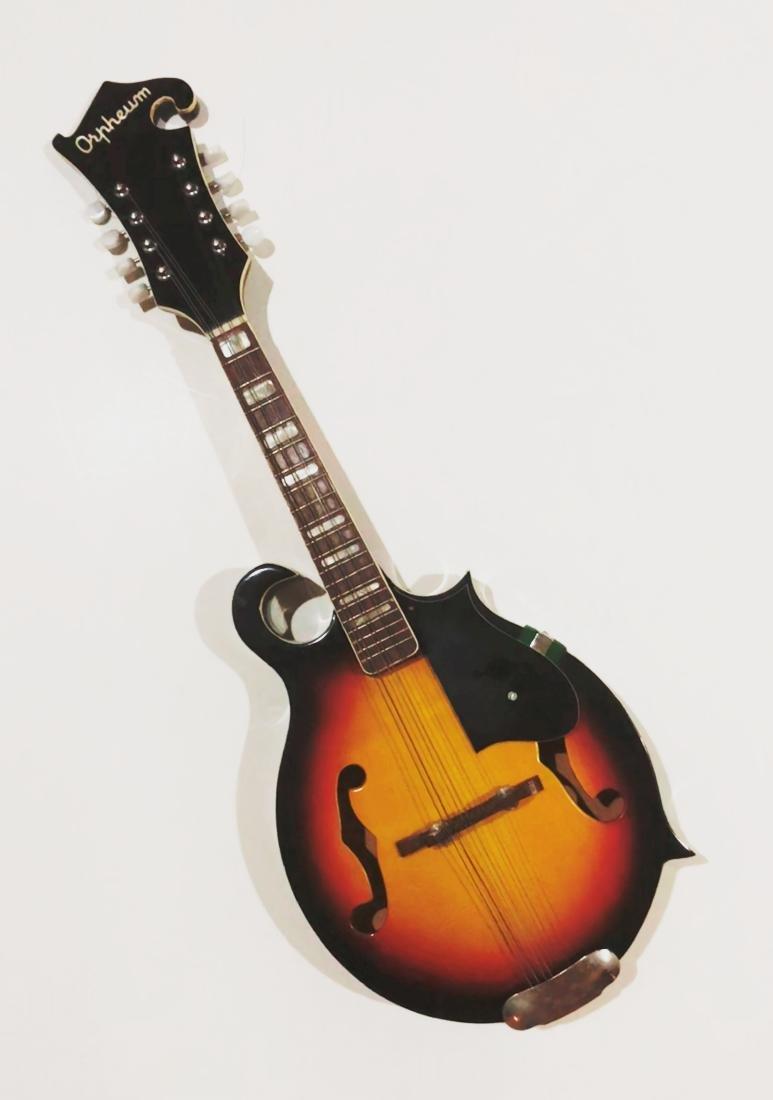 Orpheum 8-String Mandolin