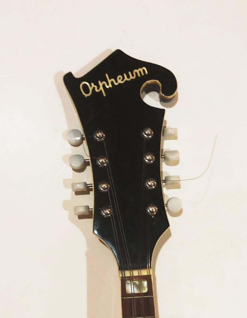 Orpheum 8-String Mandolin - 4