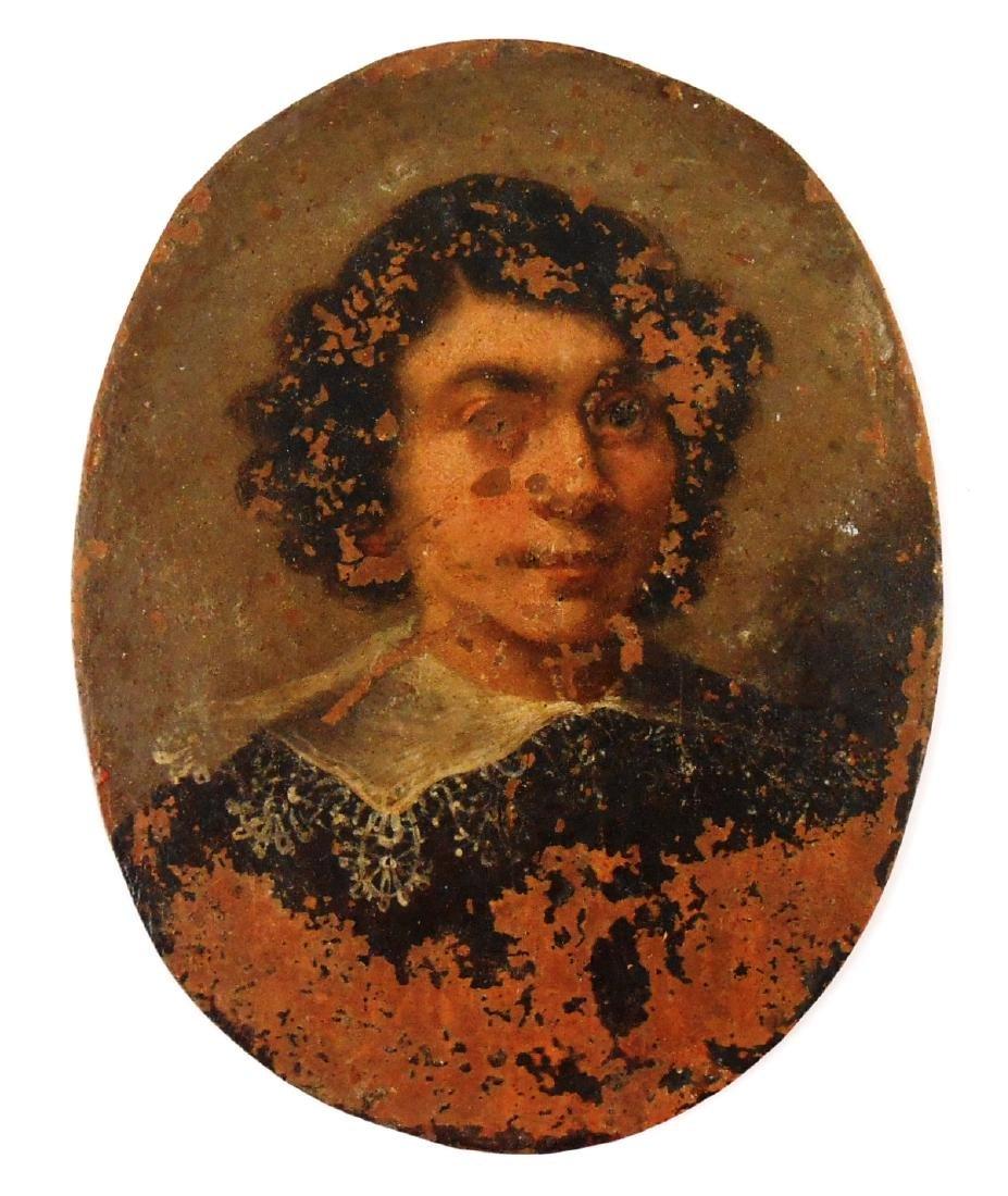 Abraham Wolfgang Kuffner (1760-1817) Miniature - 2