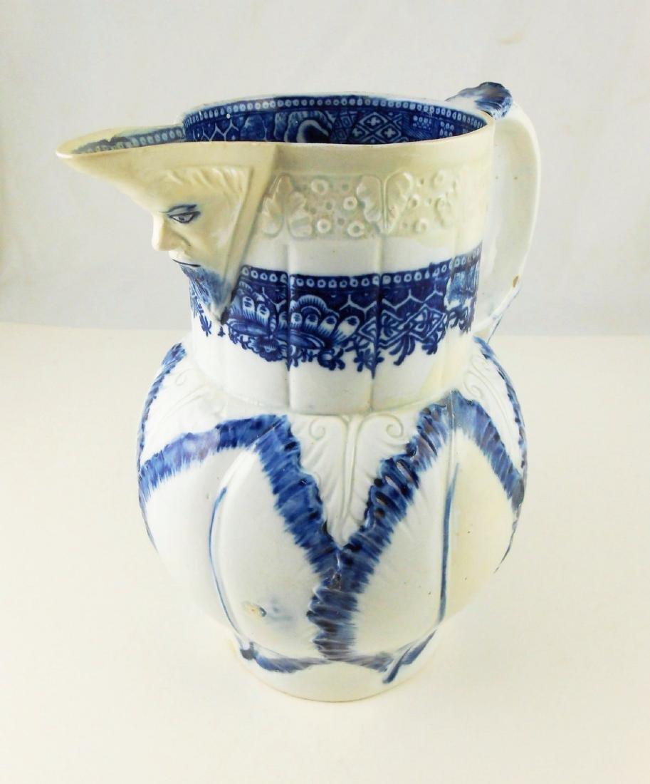 Ceramic Jug, English, Circa 1810