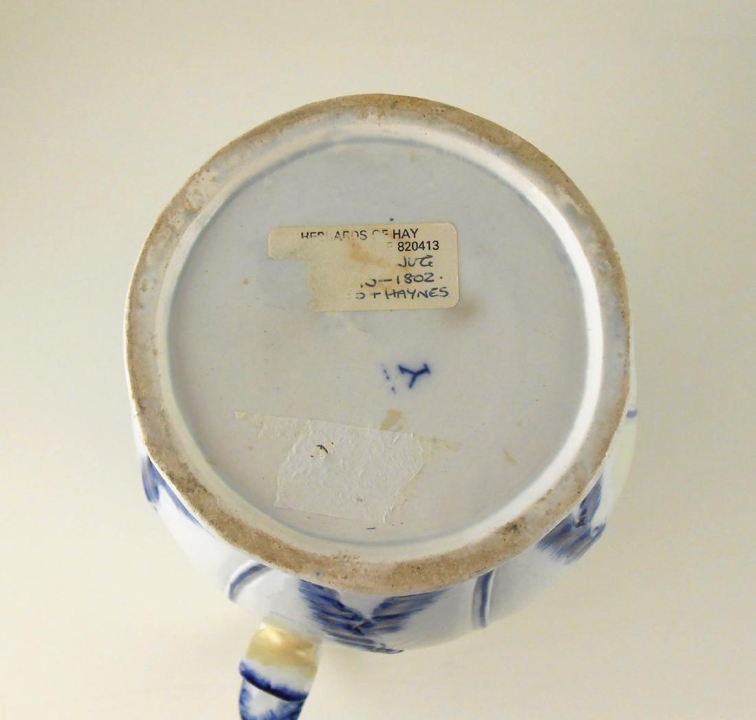 Ceramic Jug, English, Circa 1810 - 2