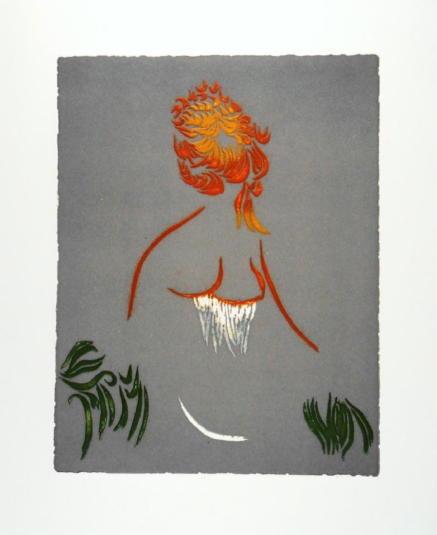 Jacques Herold (1910-1987) Original Lithograph