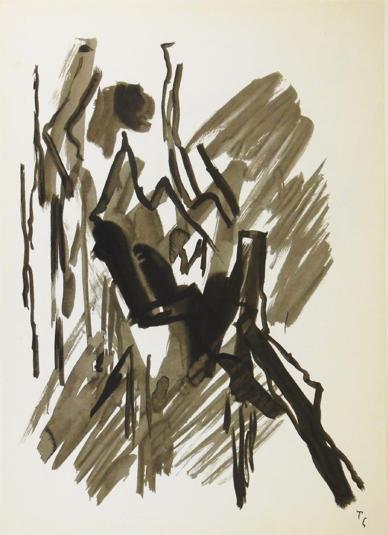 Pierre Tal-Coat (1905-1985) Original Lithograph