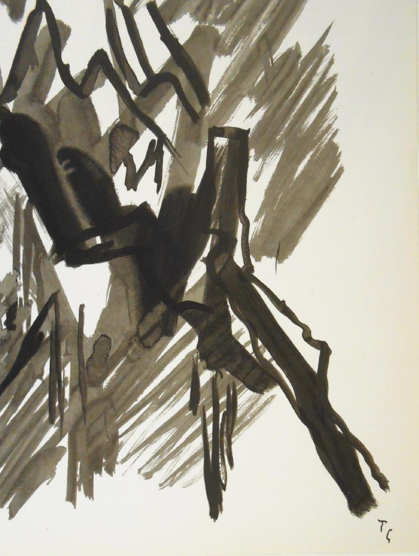 Pierre Tal-Coat (1905-1985) Original Lithograph - 2