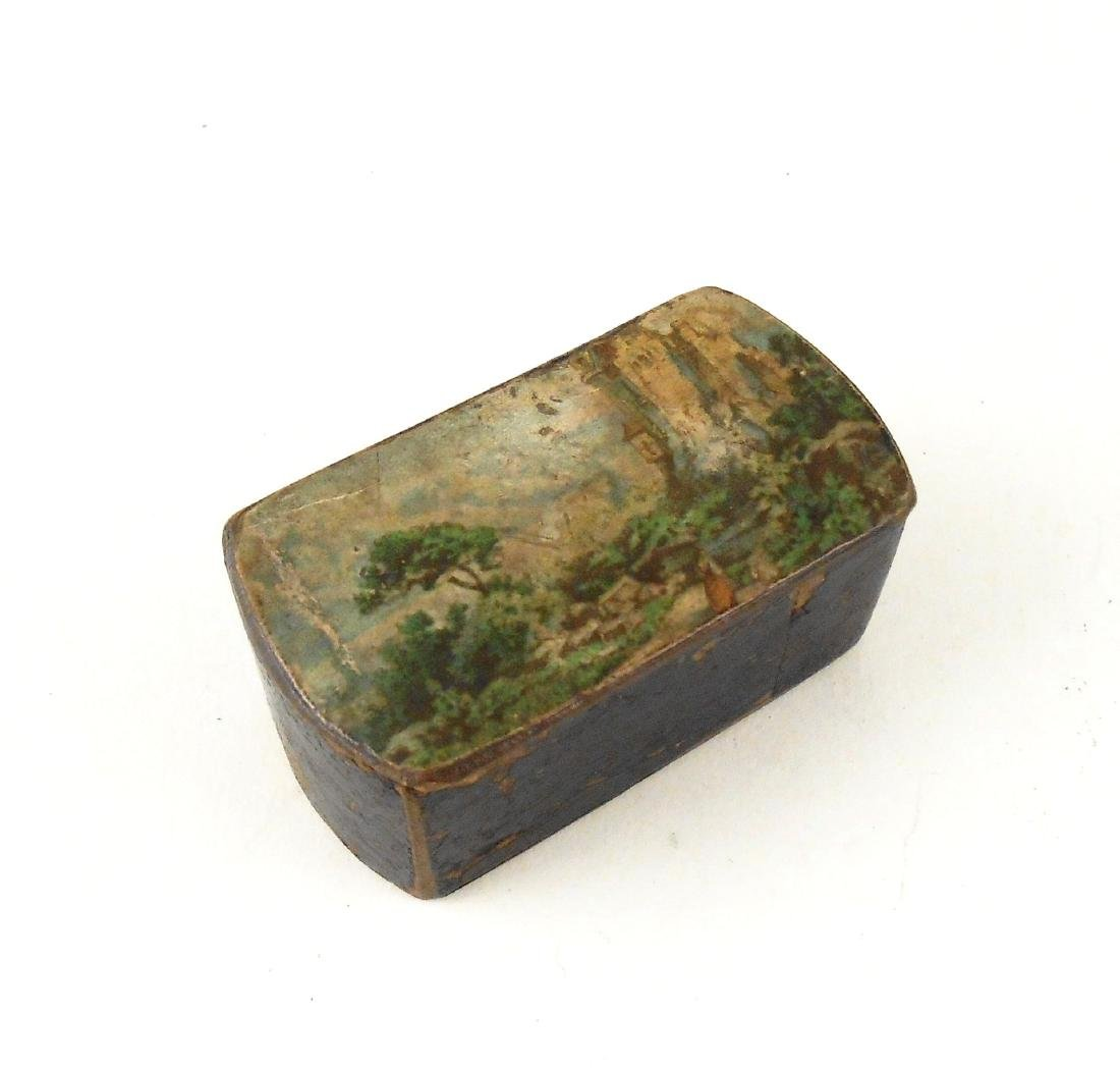 Two Antique Snuff Boxes - 4