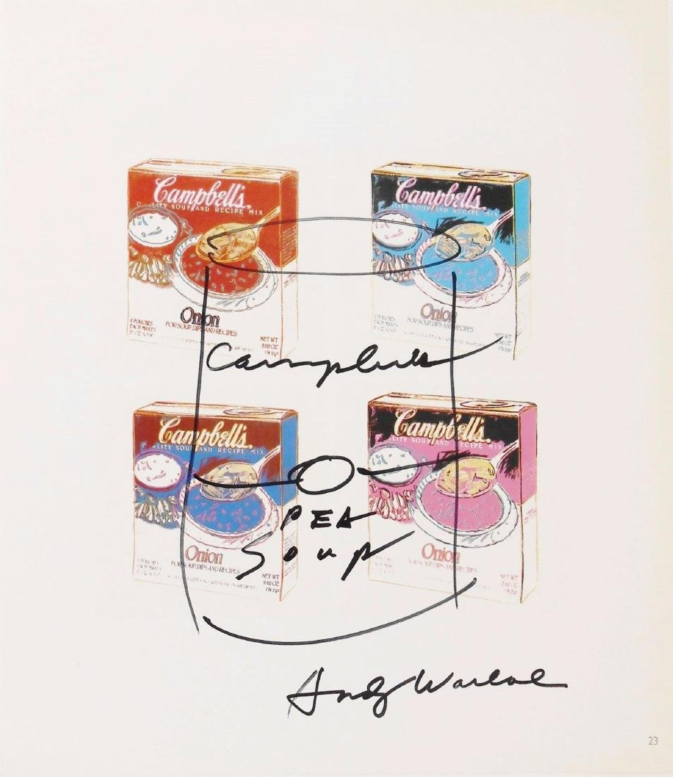 Andy Warhol (1928-1987) Campbell's Soup Can