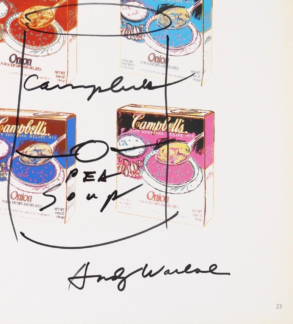 Andy Warhol (1928-1987) Campbell's Soup Can - 2