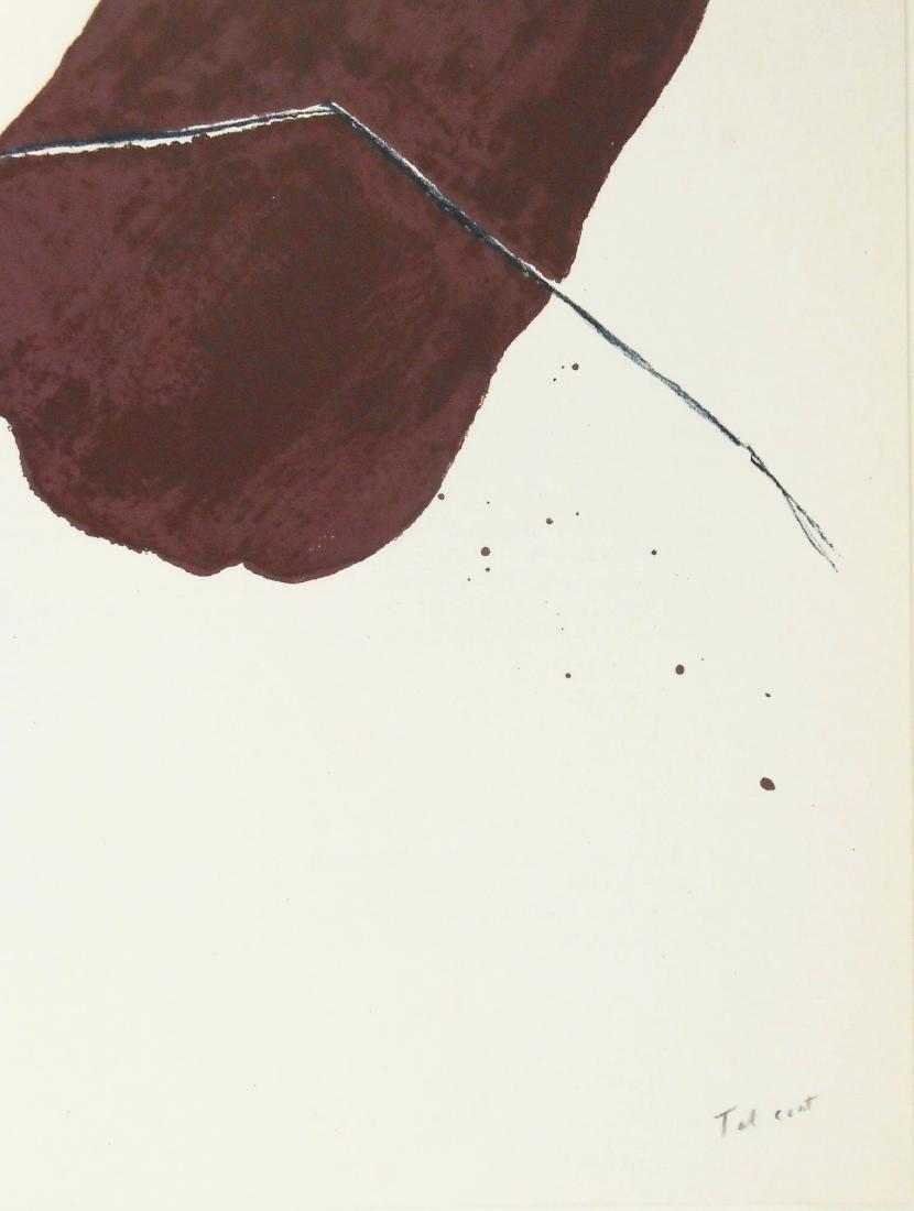 Pierre Tal-Coat (1905-1985) Color Lithograph - 2