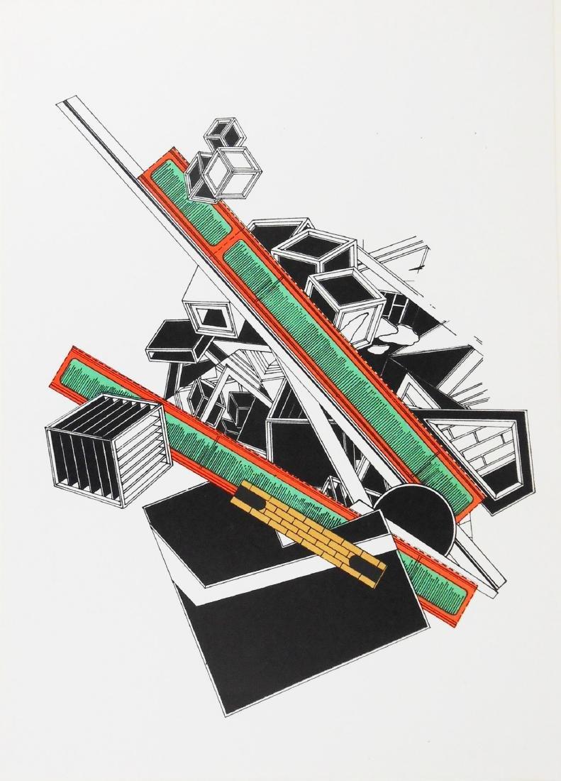 Alain Le Yaouanc (b. 1940) Original Lithograph