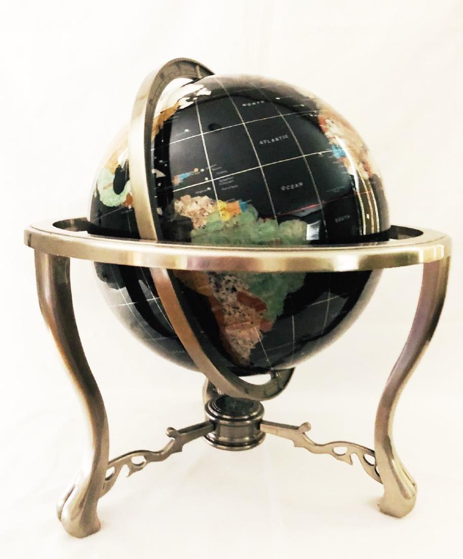 Specimen Mineral Globe