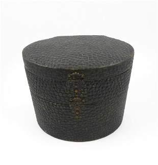 Victorian Collar Box Circa 1880
